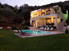 Villa Gaia, Mikros Gialos (рядом с городом Sivota)