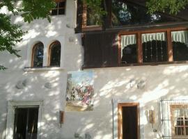 B&B Chalet ai Mulini, Caldes (San Giacomo di Caldes yakınında)