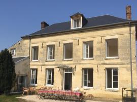 Ichibam, Gîte 15 Personnes, Fourdrain (рядом с городом Crécy-sur-Serre)