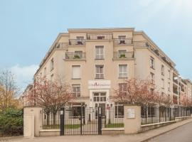 시티 레지던스 마른-라-발레-브리-쉬르-마른, Bry-sur-Marne