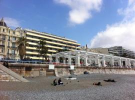 Royal Luxembourg Studio 7 promenade des Anglais Nice