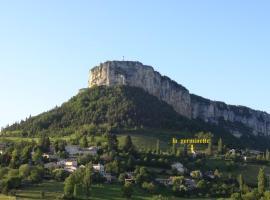 Gite La Germinette, Plan-de-Baix (рядом с городом Beaufort-sur-Gervanne)