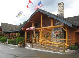 Cariboo Lodge, Clinton