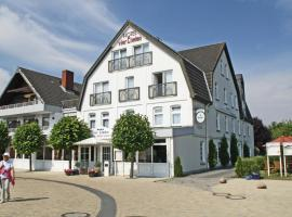 Hotel Vier Linden, Kellenhusen