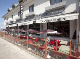 Hotel La Chipaudière, Фор-Маон-Плаж