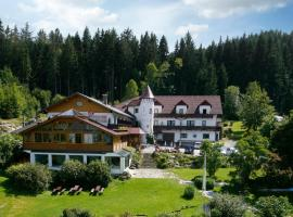 Märchenhotel Waldpension Nebelstein, Harbach