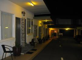 White Manor Motel, Cooma (Tea Gardens yakınında)