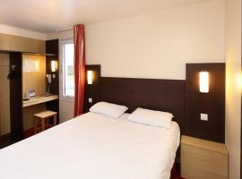 Fasthotel Reims-Taissy, Тесси (рядом с городом Sillery)