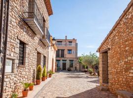 Mas de Roures, Vall d'Alba