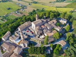 Albergo Diffuso Borgo Montemaggiore, Montemaggiore al Metauro (San Giorgio di Pesaro yakınında)