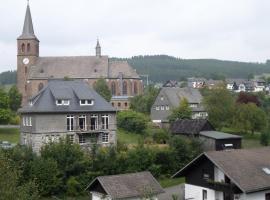 Sonjas Alte Schule, Winterberg (Züschen yakınında)
