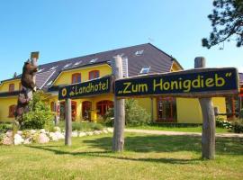 Landhotel zum Honigdieb, Ribnitz-Damgarten