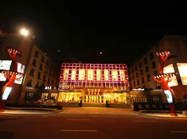 Yue Bo Gong Guan Hotel, Hangzhou (Qiaosi yakınında)