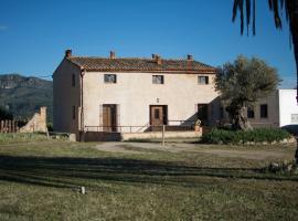 Mas Taniet Hotel Rural, Benissanet (рядом с городом Tivissa)