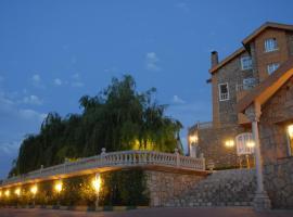 Le Palais des Cerisiers, Азру
