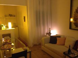 Apartamento charmoso Itaim