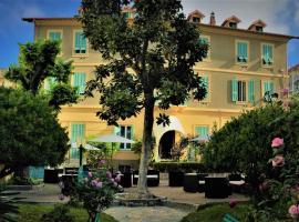 Hotel Villa Sophia, San Remo