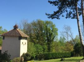 Le Moulin de Saint-Julien, Saint-Didier-sur-Chalaronne (рядом с городом Dompierre-sur-Chalaronne)