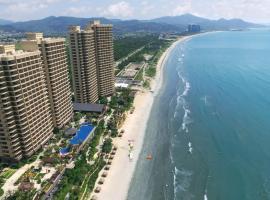 Huidong Honghai Bay Honggangwan Hotel, Huidong (Gangkou yakınında)
