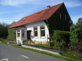 Frieslands Ferienwohnung, Bockhorn (Neuenburg yakınında)