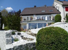 Apartment am Schlossberg, Leutkirch im Allgäu (Bad Wurzach yakınında)