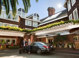 Stanford Park Hotel, Менло-Парк
