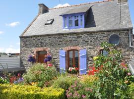 Maison De Pierre Bretonne, Minihy-Tréguier (рядом с городом Pommerit-Jaudy)