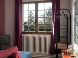 Les chambres d'hôtes Cosi's Home, Fillièvres (рядом с городом Wail)