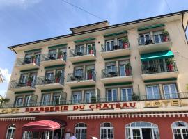 Hotel Restaurant du Chateau, Lozan (Grandvaux yakınında)