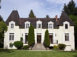 L'Hermitage, Saint-Martin-des-Champs (рядом с городом Saint-Fargeau)