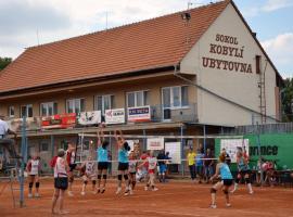 Ubytovani na Arealu, Kobylí (Morkŭvky yakınında)