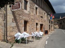 Hostal Taberna La Villa, Canales de la Sierra (Huerta de Arriba yakınında)