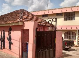 Jatokrom Hotel, Efiduase (рядом с городом Bresua)