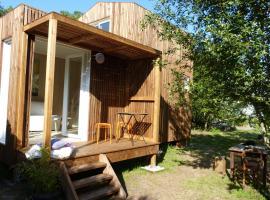 Petite Maison Contemporaine, Saubion (рядом с городом Tosse)