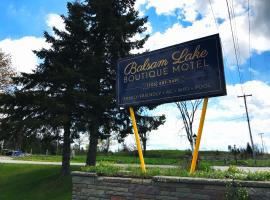 Balsam Lake Boutique Motel, Fenelon Falls