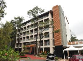 Le Monet Hotel, Baguio