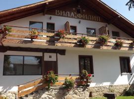 Villa Filip, Bachevo (Godlevo yakınında)