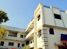 OYO 3784 Hotel Durga, Ābu Road (рядом с городом Māwāl)