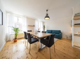 Apartments Friedrich-Ebert-Strasse