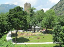 La Tour de Castel-Vielh