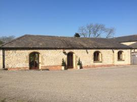 The Little Barn, Ashby de la Launde (рядом с городом Cranwell)