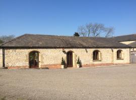 The Little Barn, Ashby de la Launde