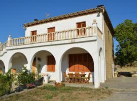 Casa Solatillo, Ayerbe (Plasencia del Monte yakınında)
