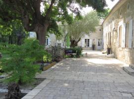 Jolysable, Pons (рядом с городом Villars-en-Pons)