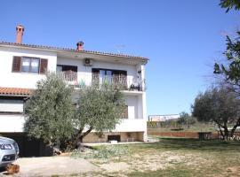 Apartments Buici, Kadumi