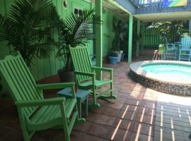 Jacuzzis In South Padre Island Budget Options Available Upper Deck Hotel And Bar S Only