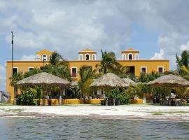 Hotel Perla del Mar, Champotón