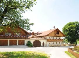 Ferienhof Hackl, Zwiesel (Frauenau yakınında)