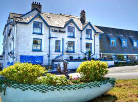 The Lion Hotel, Criccieth