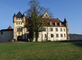 Schlosshotel Götzenburg, Jagsthausen (Sindringen yakınında)